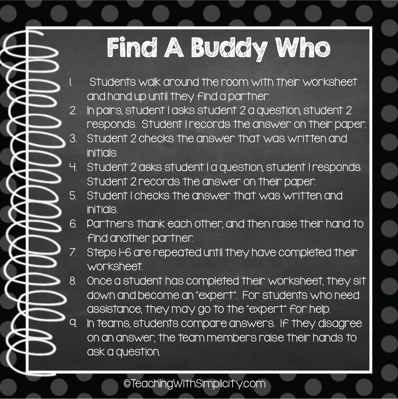 Find A Buddy Who