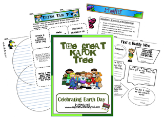 The Great Kapok Tree~Celebrating Earth Day