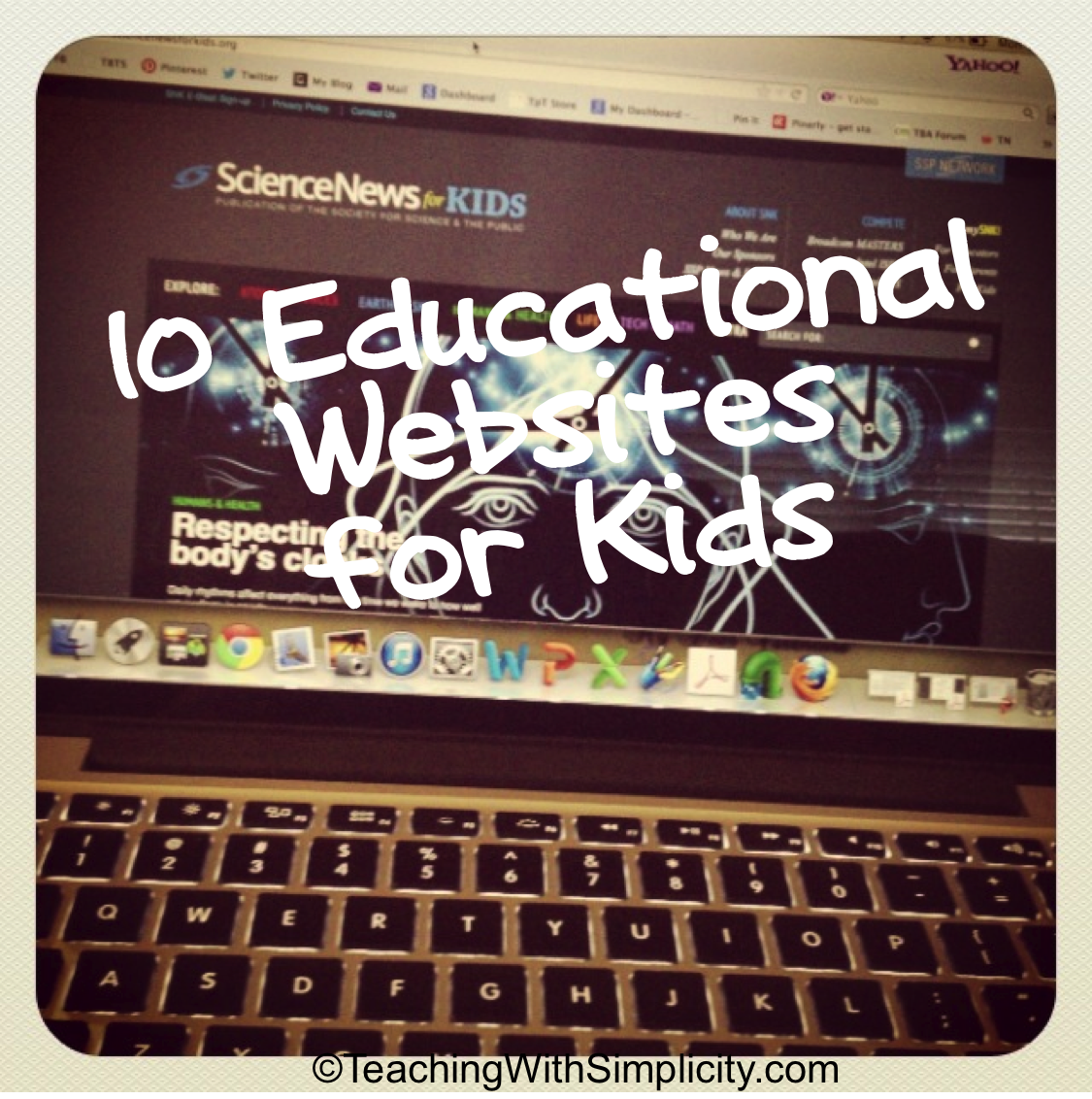 10 Educational Websites for Kids