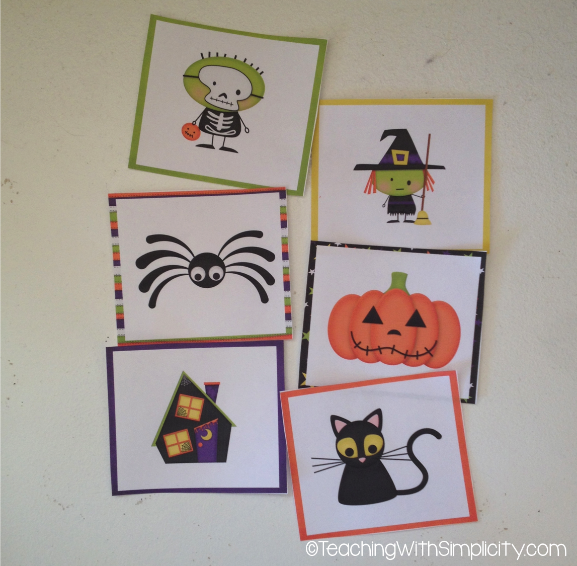 Halloween Cooperative Learning