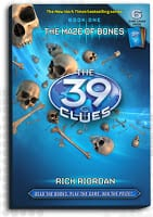 39 clues book cover