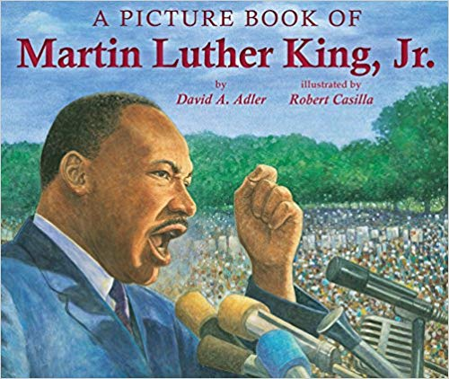, Upper Elementary Activities for Martin Luther King Day