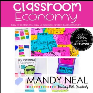 , A Classroom Economy Made Simple