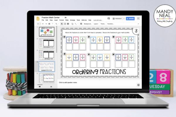 , Organizing Math Rotations