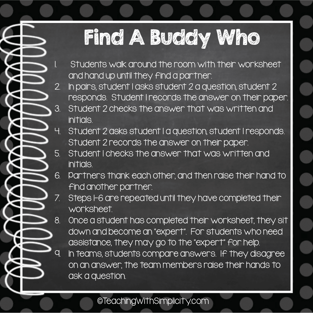 find a buddy who measurement worksheet for students