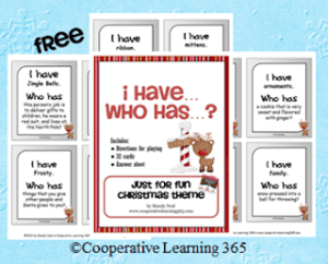 cooperative learning - classroom educational activities
