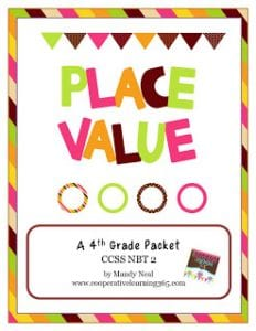 place value forms