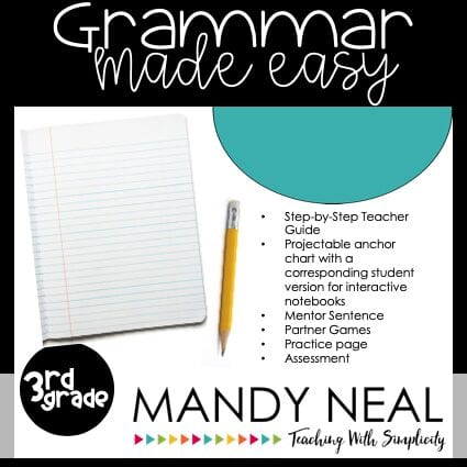 , 6 Ways to Incorporate Grammar