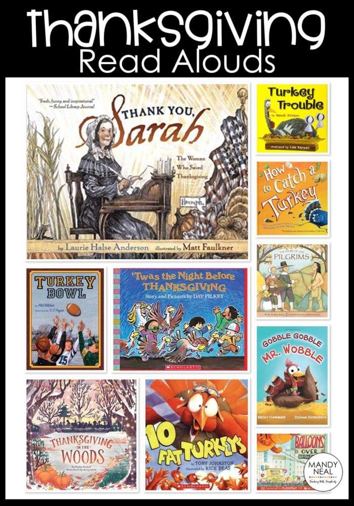 , November Teaching Resources