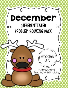 differentiated problem solving