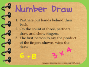 number draw earth day go green