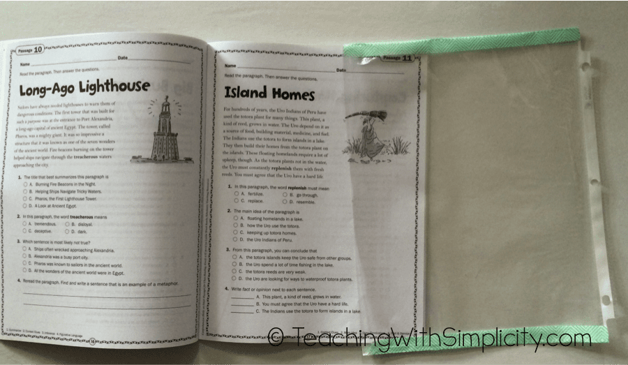 tools for close reading 5
