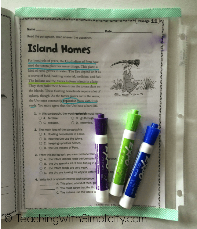 tools for close reading 6